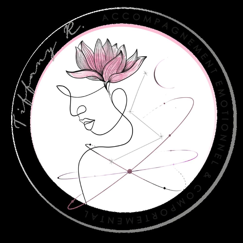 Logo Tiffany Robert accompagnement émotionnel et comportemental