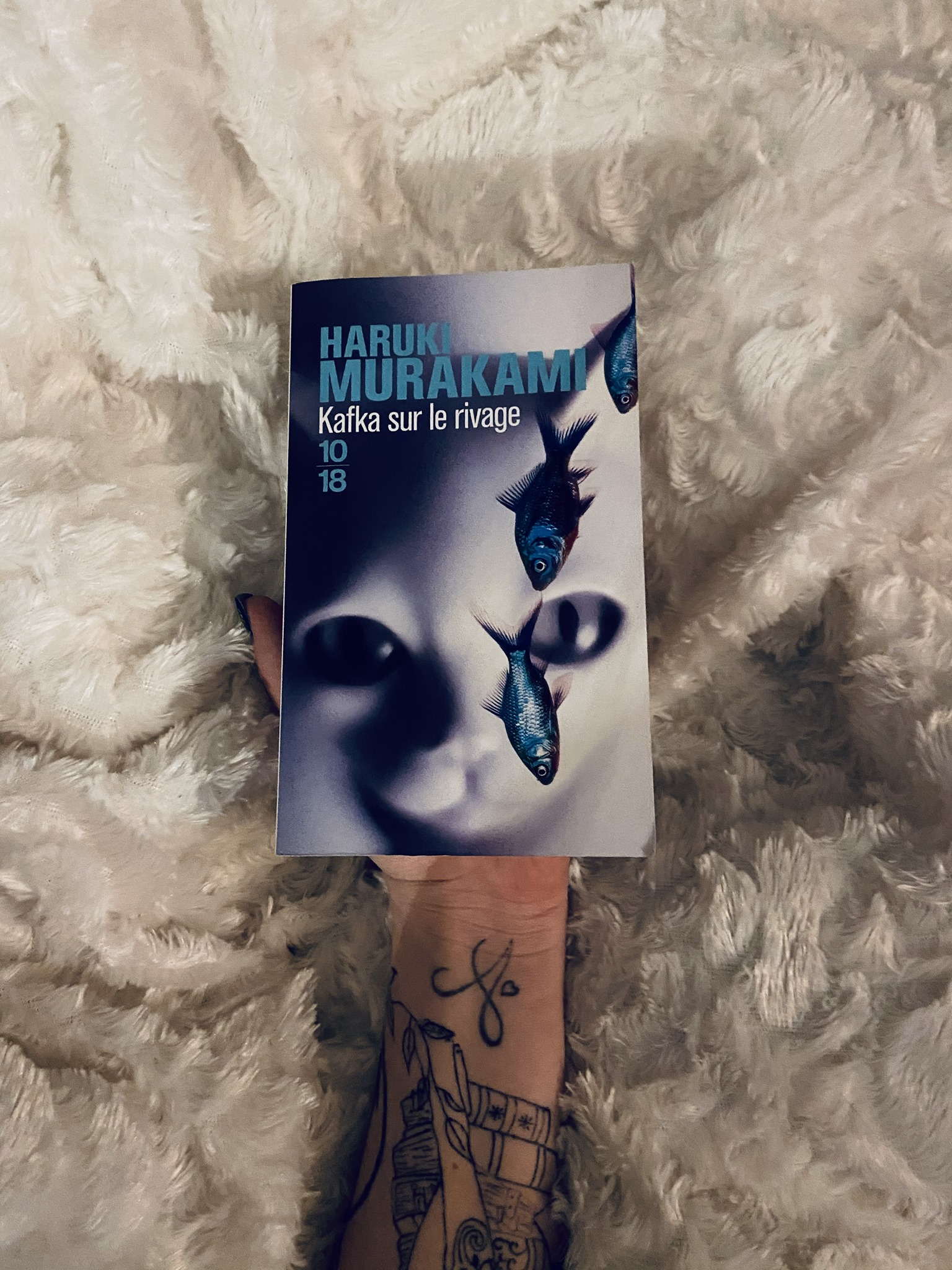 Lecture : Kafka sur le rivage – Haruki Murakami